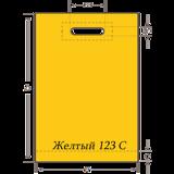 желтый 123 С