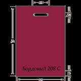 бордовый 208с