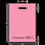 розовый пакет ПВД